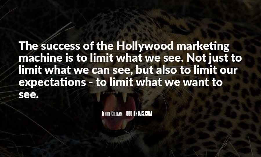 What We Want To See Quotes #337408