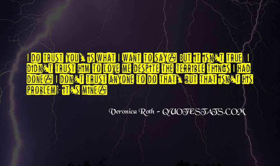 What You Do To Me Love Quotes #76952