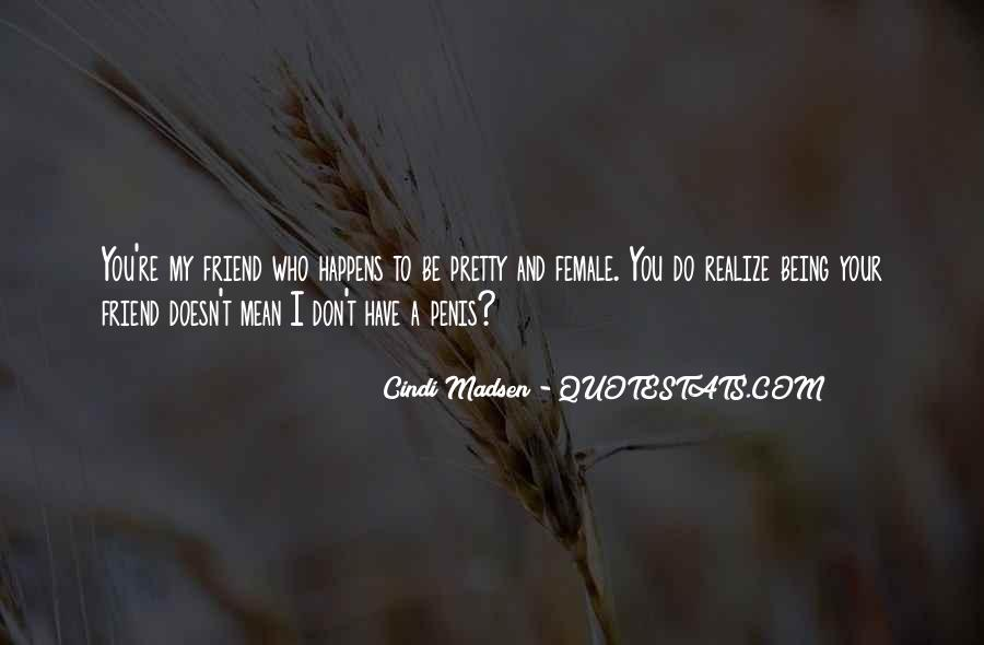 What You Mean To Me Friend Quotes #252287