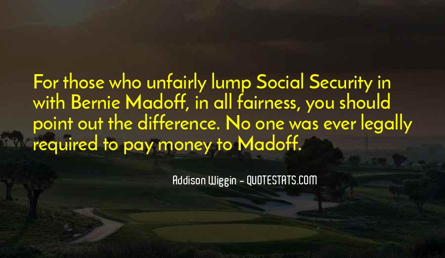 Quotes About Unfairly #1784471