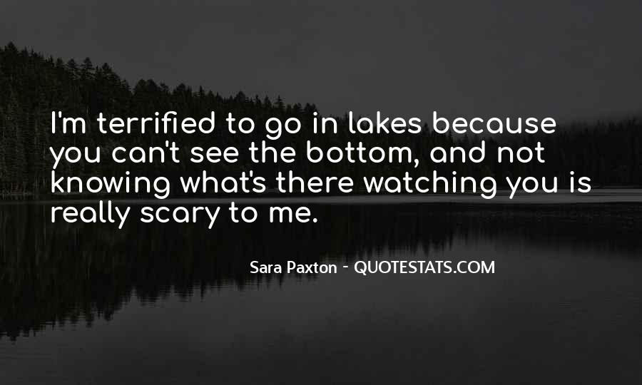 What You See In Me Quotes #182179