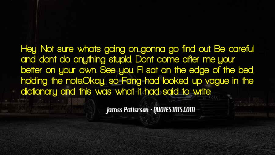 What You See In Me Quotes #234488
