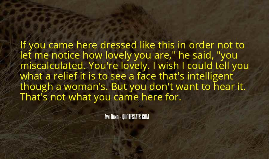 What You See In Me Quotes #249340
