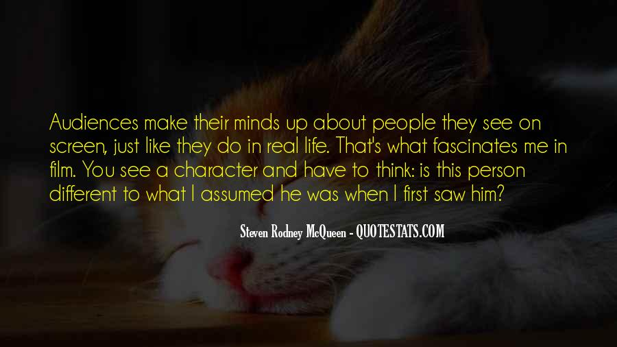 What You See In Me Quotes #381410