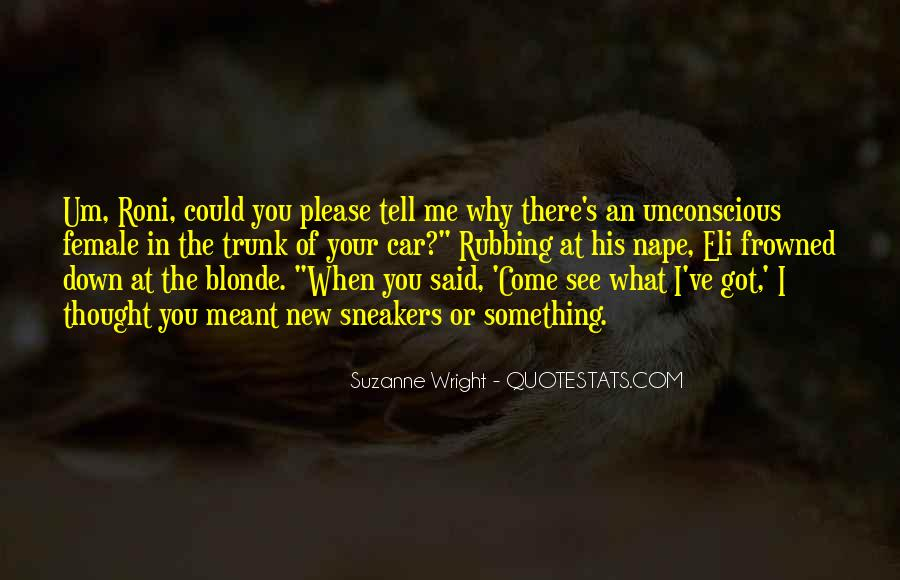What You See In Me Quotes #616844