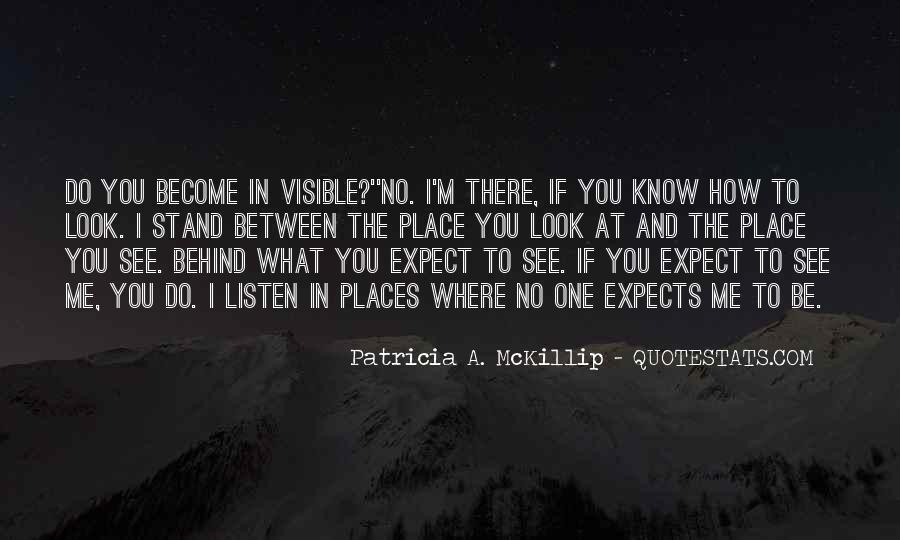 What You See In Me Quotes #92941