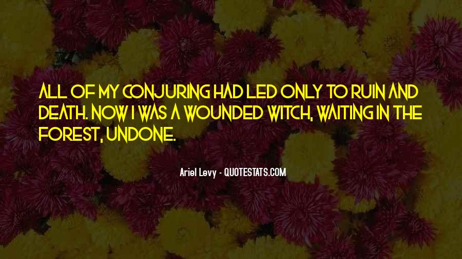 What's Done Cannot Be Undone Quotes #5682