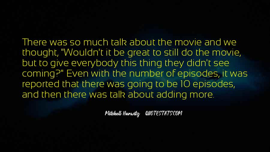 What's My Number Movie Quotes #1400688
