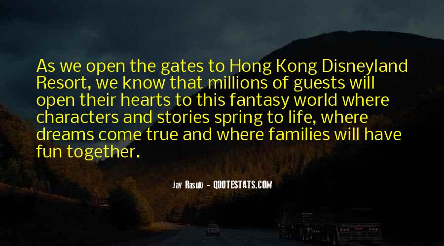 Quotes About The World And Dreams #123609