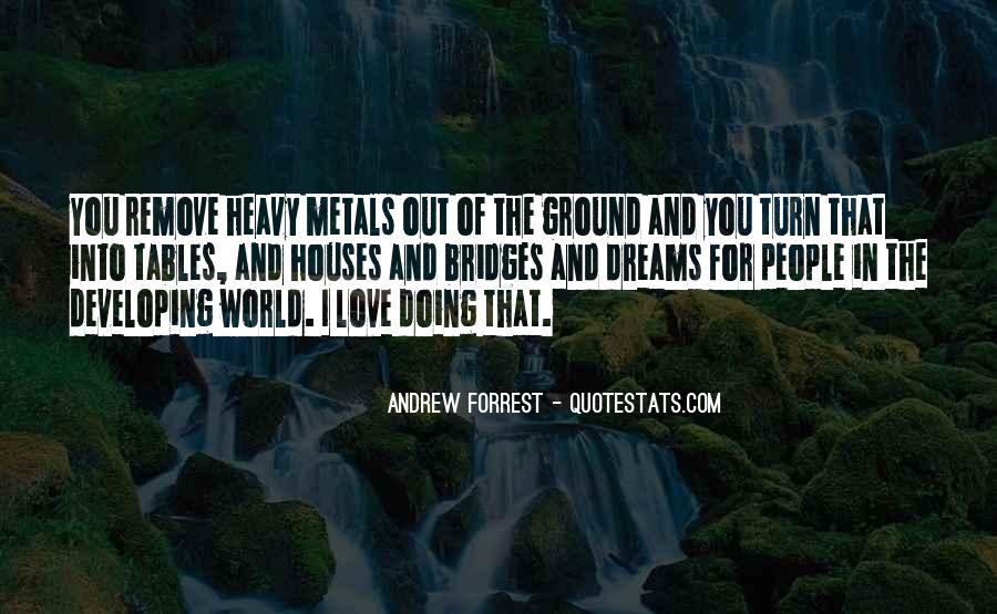 Quotes About The World And Dreams #188886