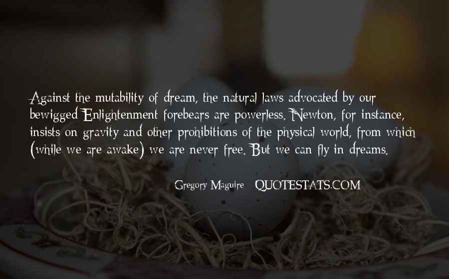 Quotes About The World And Dreams #196988