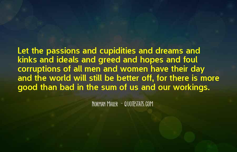 Quotes About The World And Dreams #236587