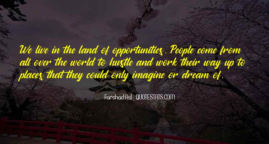 Quotes About The World And Dreams #325169