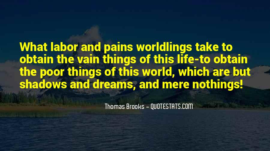 Quotes About The World And Dreams #391337