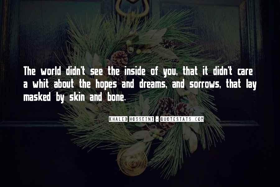 Quotes About The World And Dreams #41264