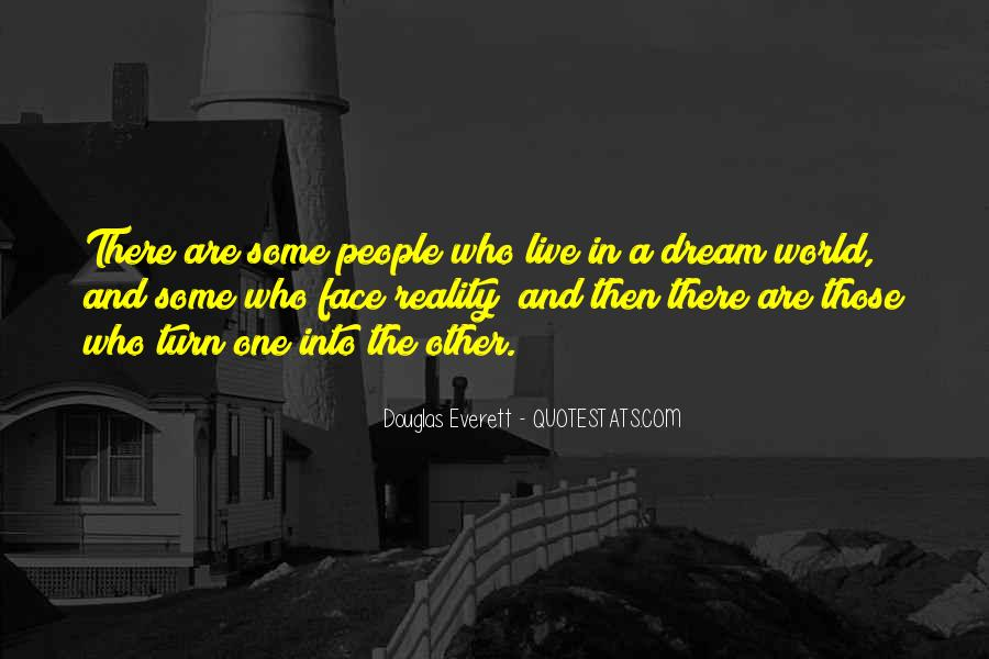 Quotes About The World And Dreams #433817