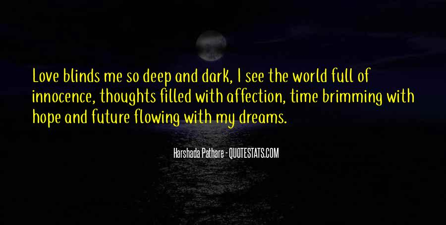 Quotes About The World And Dreams #474787