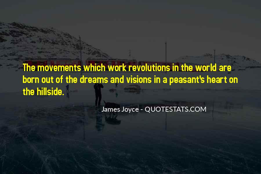 Quotes About The World And Dreams #481925