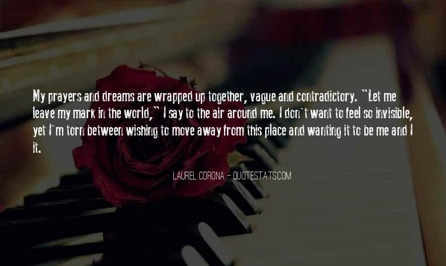 Quotes About The World And Dreams #498532