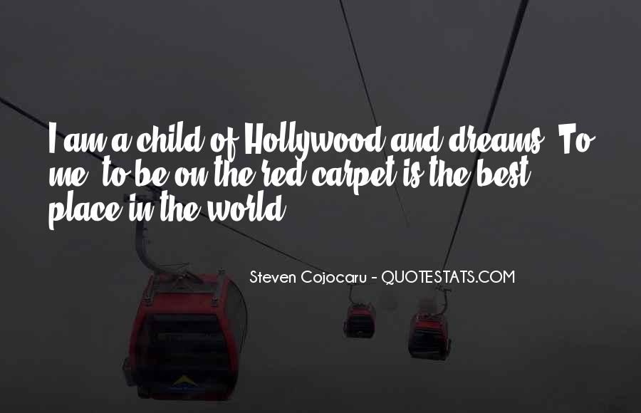 Quotes About The World And Dreams #68428