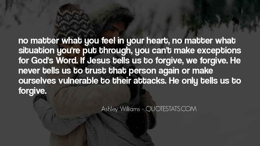 What's Trust Quotes #147809