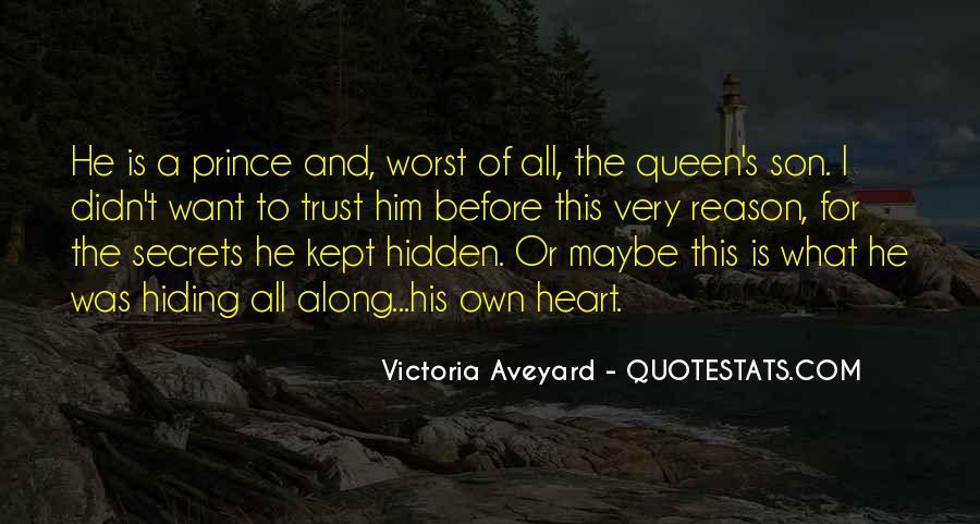 What's Trust Quotes #149012
