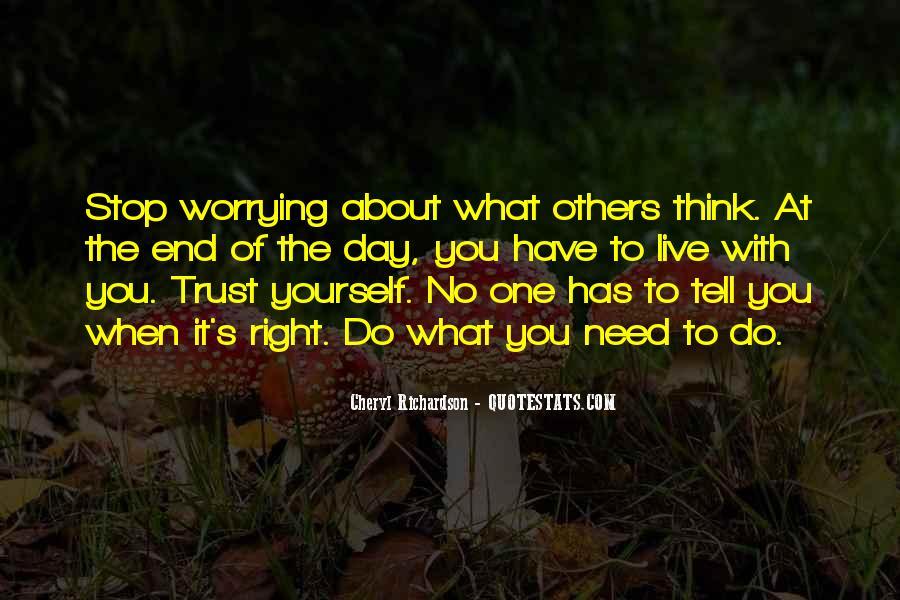 What's Trust Quotes #157630