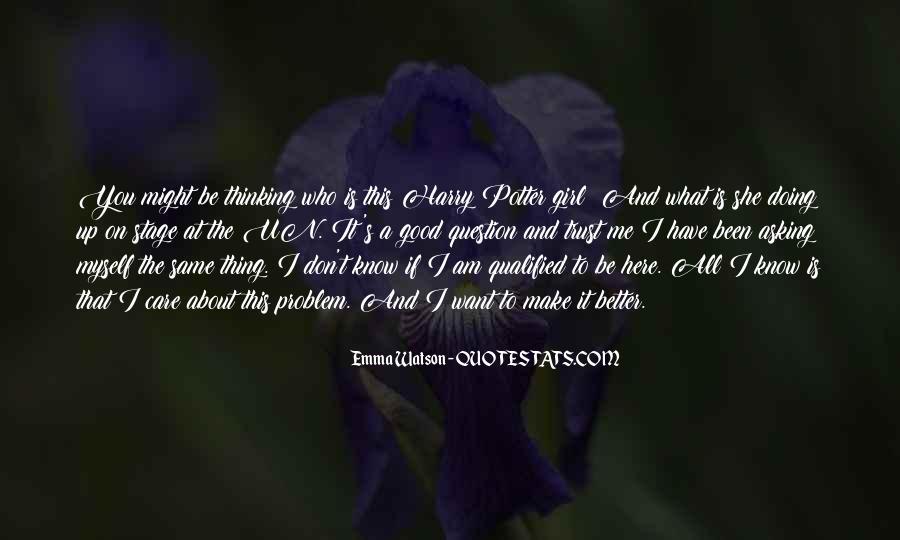 What's Trust Quotes #170757