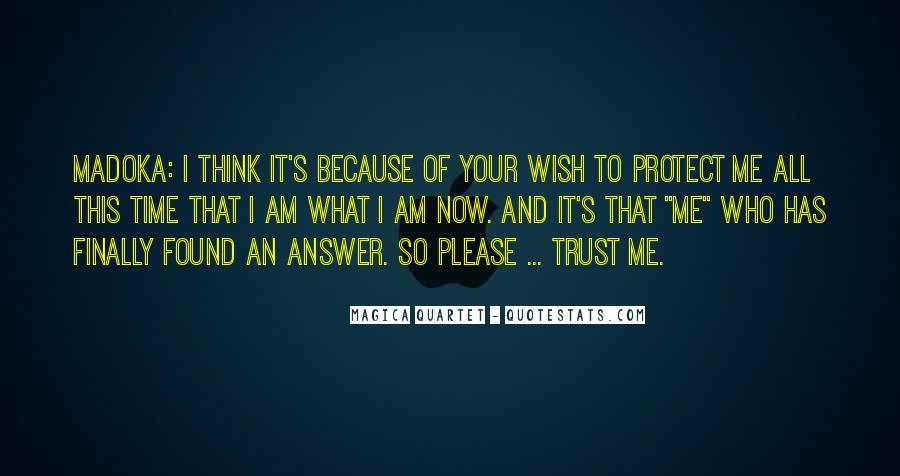 What's Trust Quotes #171486