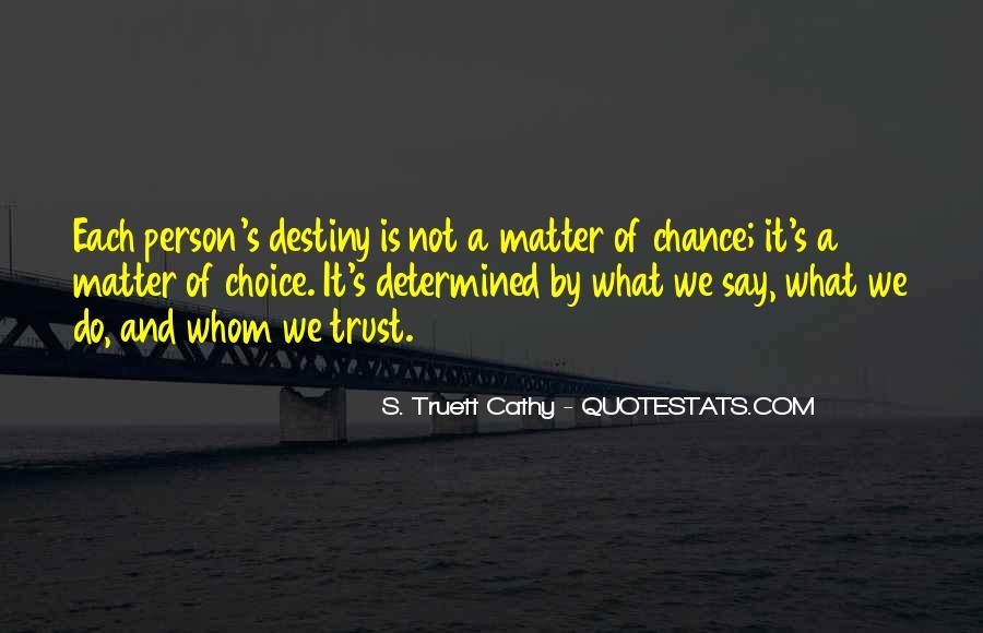 What's Trust Quotes #179178