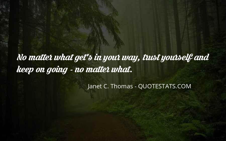 What's Trust Quotes #197713