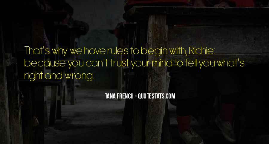 What's Trust Quotes #221168
