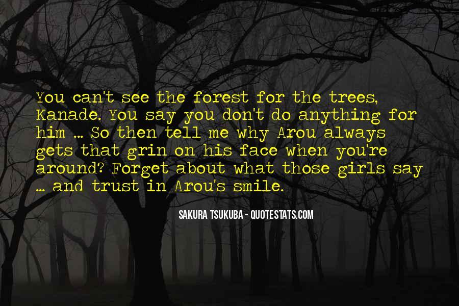 What's Trust Quotes #231604