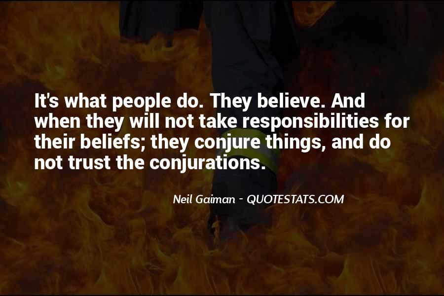 What's Trust Quotes #232587