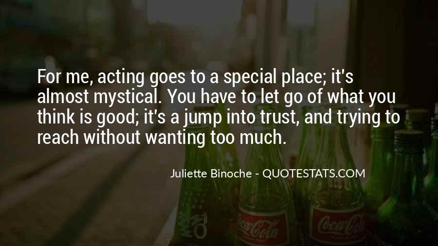 What's Trust Quotes #254995