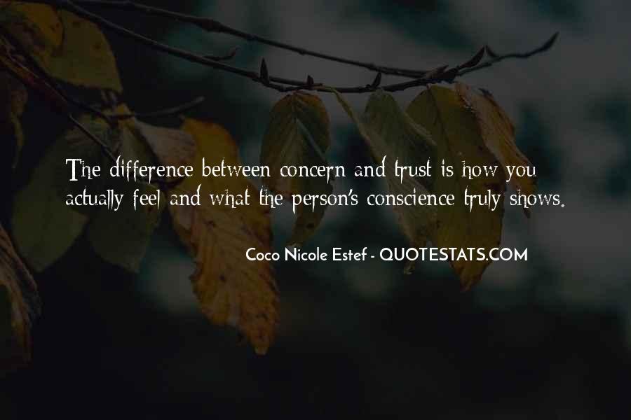 What's Trust Quotes #277489