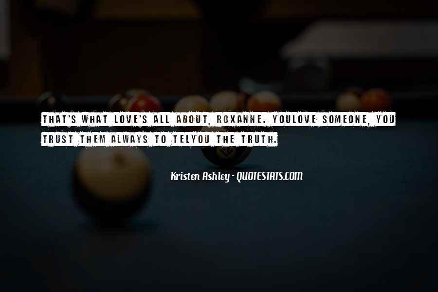 What's Trust Quotes #295699