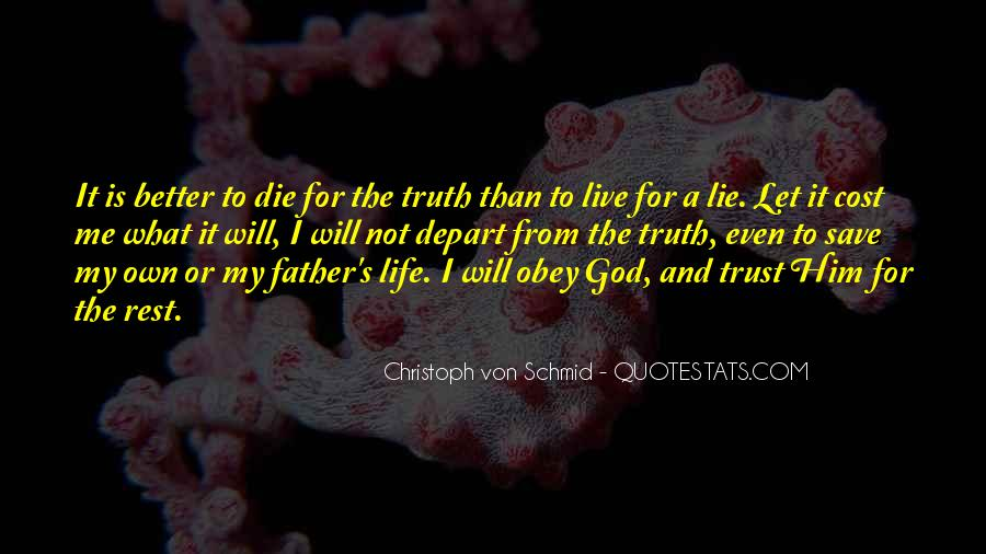 What's Trust Quotes #306158