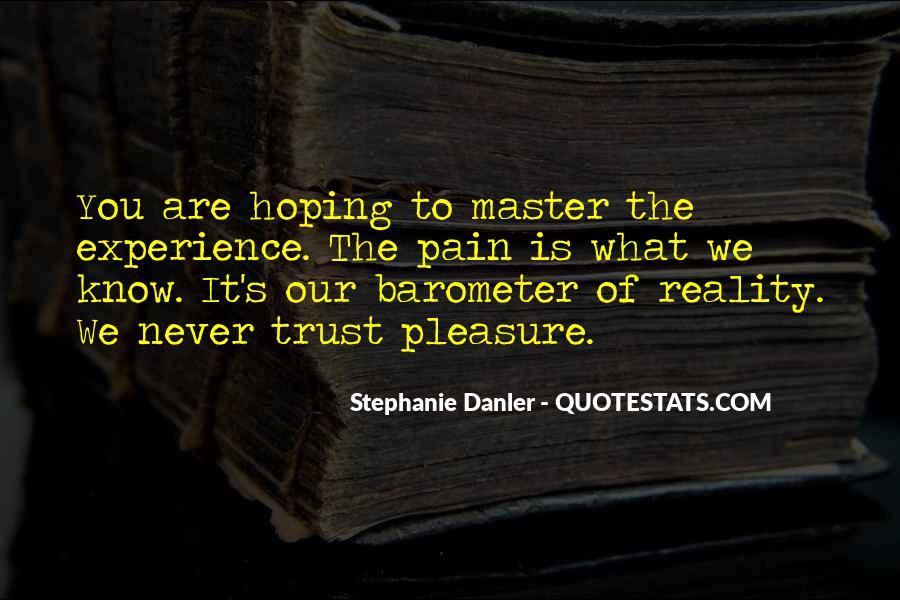What's Trust Quotes #325628
