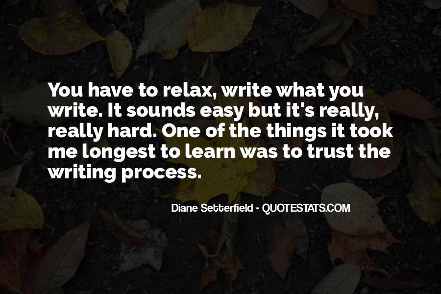 What's Trust Quotes #326847