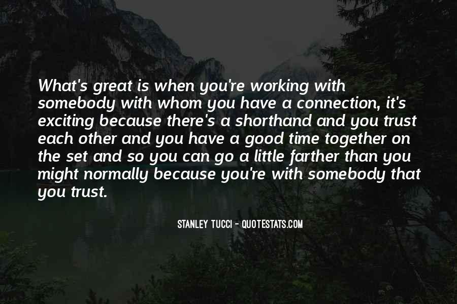 What's Trust Quotes #344009