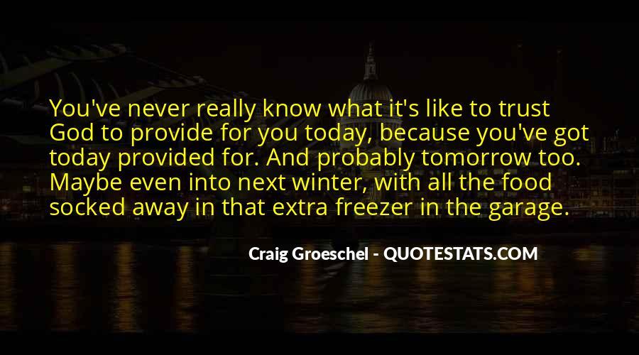 What's Trust Quotes #362862