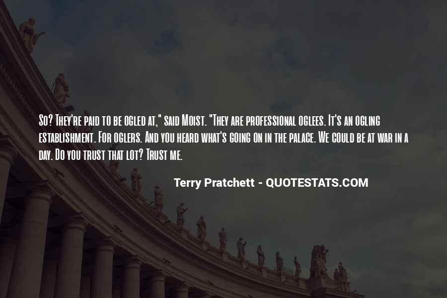 What's Trust Quotes #374735