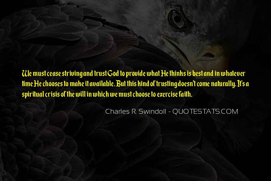 What's Trust Quotes #432158