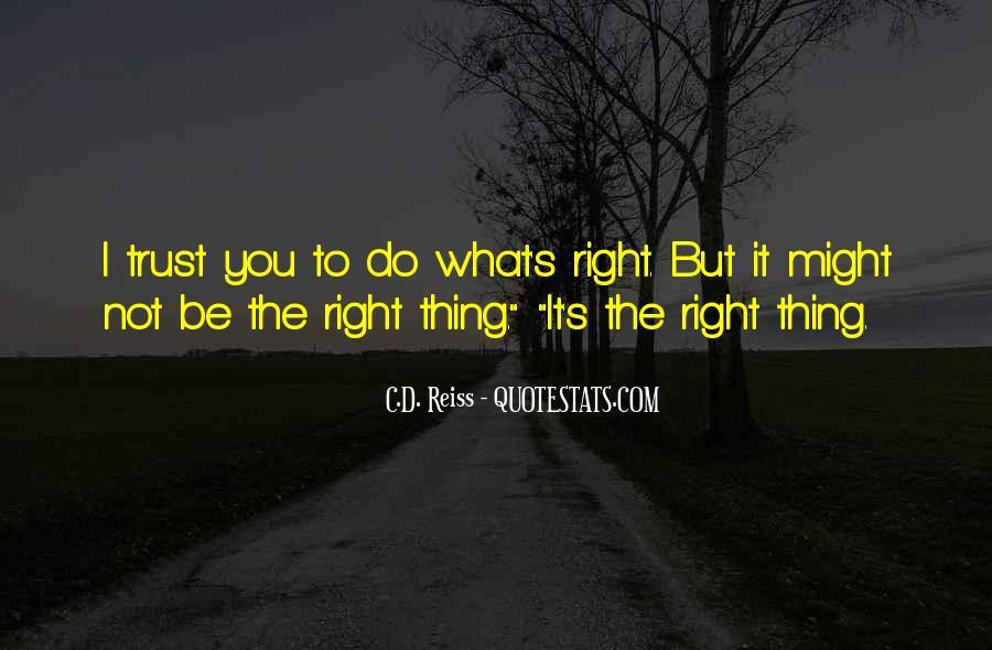 What's Trust Quotes #448980