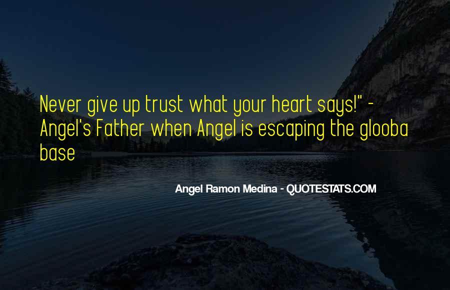 What's Trust Quotes #477062