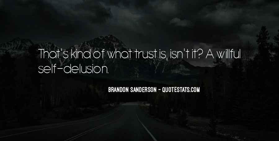 What's Trust Quotes #502411