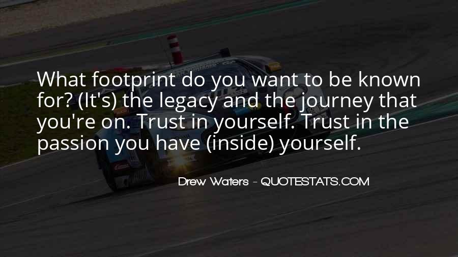 What's Trust Quotes #50813