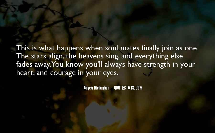 Whatever Happens I Ll Always Love You Quotes #1717495