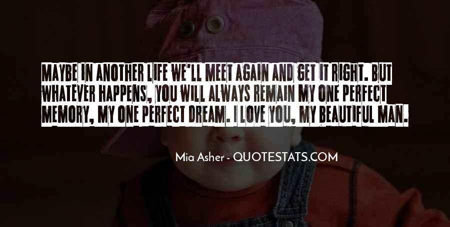 Whatever Happens I Ll Always Love You Quotes #1839261